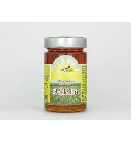 Miele Biologico Acacia di Cava dei...