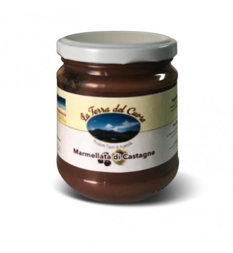 Marmellata artigianale di Castagne...
