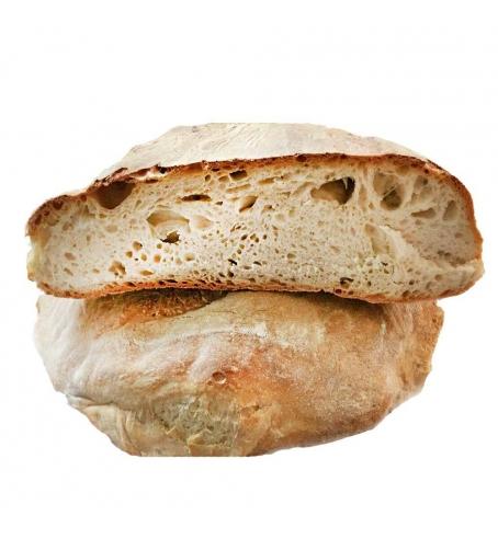 Pane di Trecchina cotto in forno a legna