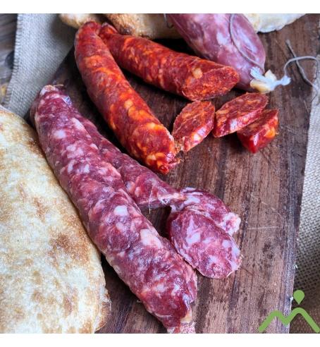 Salsiccia Irpina piccante Gr. 300