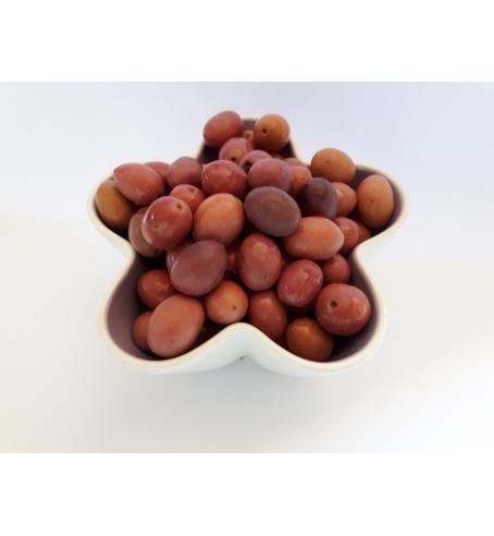 Olive nere Itrane in salamoia